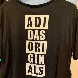 Adidas Cropped T